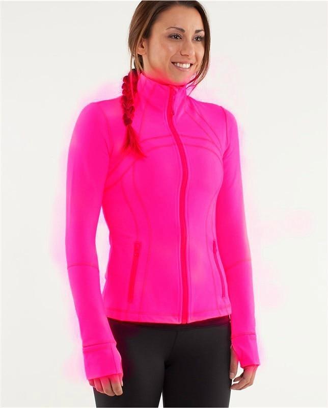Free shipping Cheap define jacket women hoodie fashion yoga ...