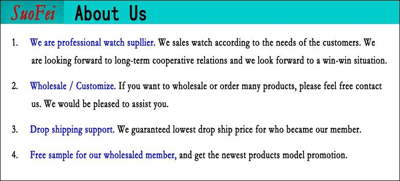 1About Us Watch