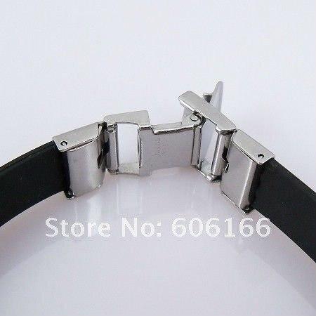 36 шт черный смешанный стиль силиконовые мужские ID браслеты из нержавеющей стали крест сердце стрела купидона модное украшение на запястье оптом