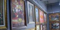 ручная роспись холст картины маслом домой гостиная фотографии на стене для украшения 4 шт./компл. dy09