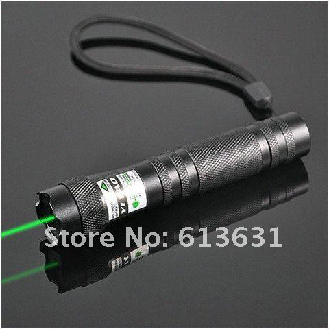 High Quality New Arrive 1000mW 1w 532nm Green Laser Pointer Project Site,  Field Exploration, Astronomy, The Meeting Etc In Lasers From Sports ...