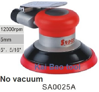UT8bnOAXftbXXagOFbXf - 6inch Central Vacuum pneumatic grinding polishing machine Waterproof Finishing Tools 150mm Pad Dust Free (SA0026CA)