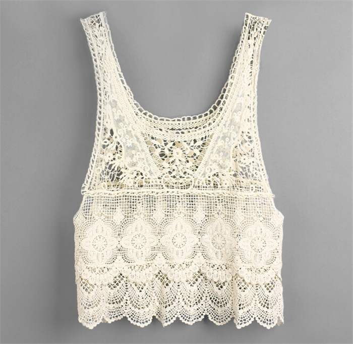 ୧ʕ ʔ୨2017 de Moda de Verano Camiseta Sin Mangas Para Mujer tops de ...