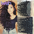 13x4 Ear to Ear Lace Frontal Closure Human Hair Weave Indian Water Wave Indian Virgin Hair Lace Frontal Wavy Indian Curly Virgin
