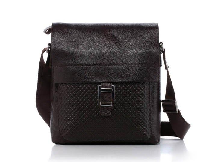 Men designer leather handbags Messenger Shoulder Bag men's Bags ...