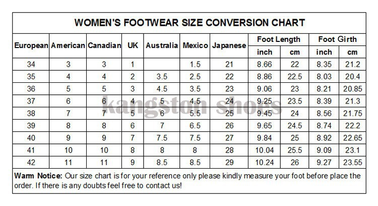 Women   footwear size conversion chart also aliexpress mobile global online shopping for apparel phones rh miexpress