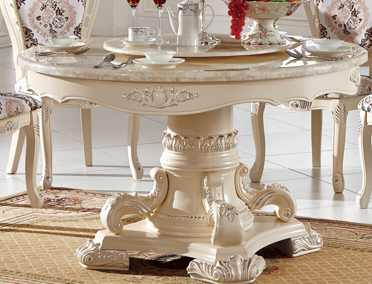 Luxury classical dinning room furniture 0409-A8125