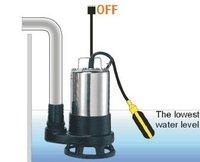 бесплатная доставка заводские 370 вт портативный погружной водяной насос, насос грязной воды