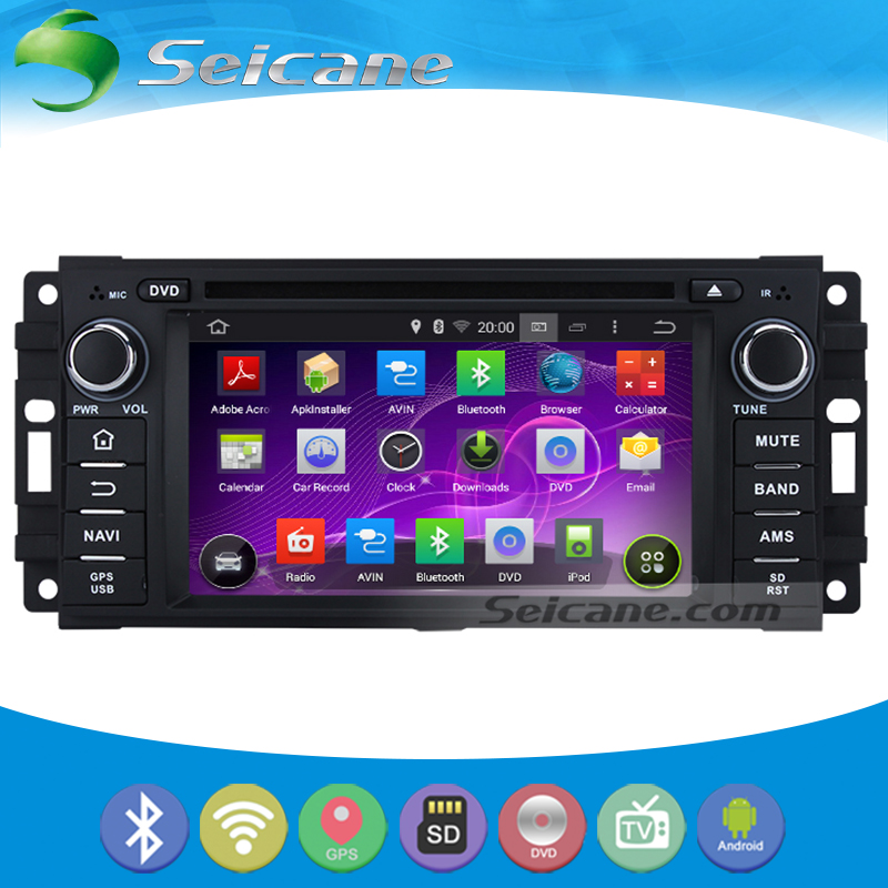 Seicane S166235 Android 511 Touch Screen Radio Gps For 2005 2011 Rhaliexpress: 2005 Dodge Ram Navigation Radio At Gmaili.net