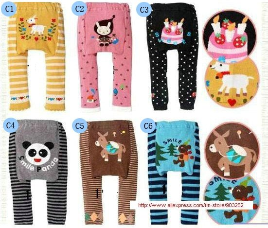 Детские штаны с рисунками животных, 9 групп/детские штаны с рисунками из мультфильмов/Леггинсы с героями мультфильмов для младенцев и малышей