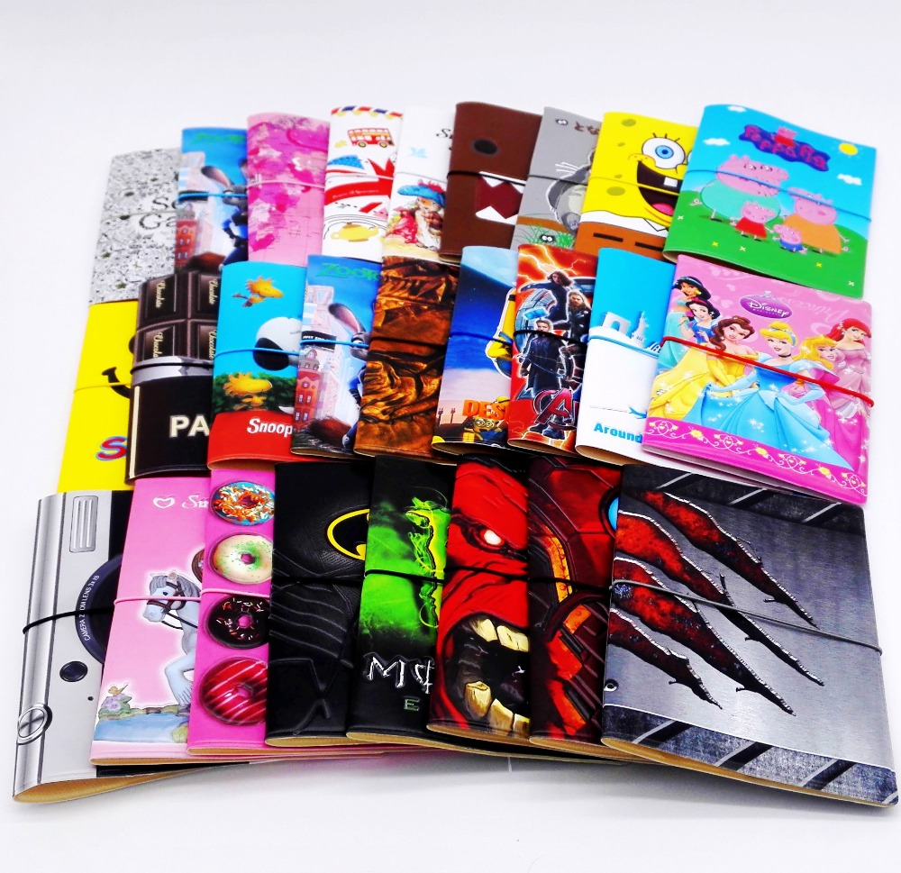 Chocolate Passport Holder ID Card Holder 3D Design PVC Leather Business Card Bag Passport Cover 14*9.6CM  For Travel