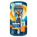 Flexball gillette fusion proglide poder navalha shaver lâminas de barbear máquina de barbear + 1 lâmina de barbear