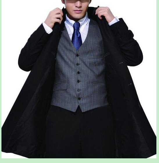 The cheapest cashmere overcoat/Fashion long overcoat/soft warmming ...