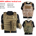 6094 Molle Real military 1000D oxford cloth army tactical carrier vest colete militar water resistant combat vest gilet decombat
