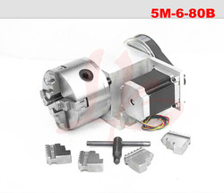 Rotation 6:1 A axis for CNC 3040 Mini CNC router/engraver woodworking engraving machine
