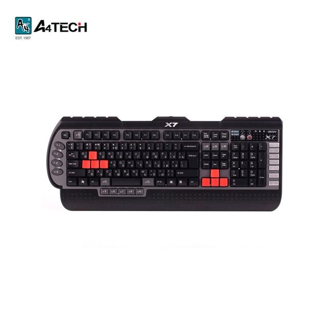 Клавиатура игровая A4Tech G800V