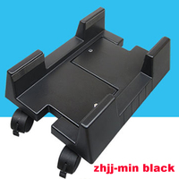 Hardware Computer mainframe bracket computer accessories bracket zhjj min black