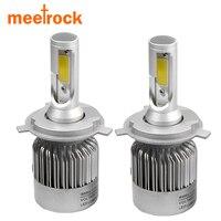 Meetrock Car Headlight H7 LED H8 H9 H11 HB3 9005 HB4 9006 9007 H4 H3 H1