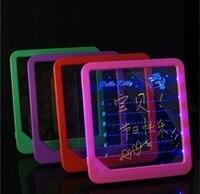 Из светодиодов форум / из светодиодов доска для фуршета древовидной / светодиодный дисплей флуоресценция плита с маркер написать