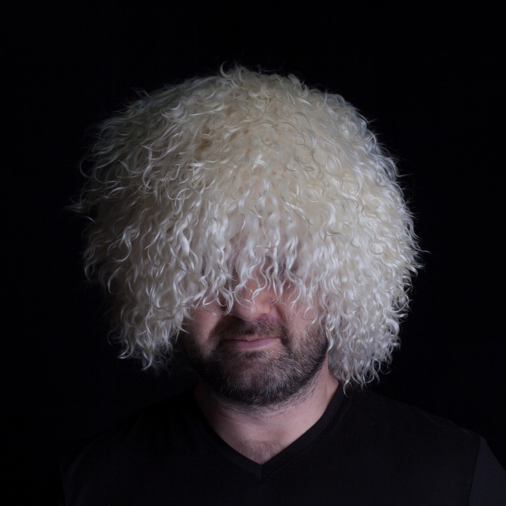 His Cap Papaha Ethnic Headwear Caucasus Souvenir Natural Goat Wool Papakha Khabib Hat Style Habib Nurmagomedov 001-652