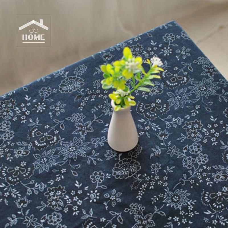 2016 Behome Haute qualité Traditionnel chinois style Vintage Nany Coton et  Lin Vintage nappe couverture de table nappe d8fcbd017649