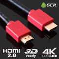 Greenconnect HDMI para HDMI cabo de 0.3 m 0.5 m 1 m 2 m 3 m cabo HD 4 K 3d cabo hdmi 2.0 para laptop tv led lcd pdp projetor xbox ps4