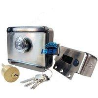 электрический электронный замок очень Алан доступа видеодомофон защелка-регал
