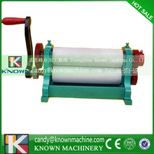 86*310mm manual beeswax foundation machine cell size can choose 4.9mm,5.4mm,5.3mm