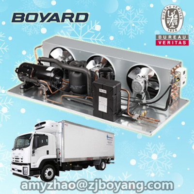air cooled condensing unit for small refrigeration units for