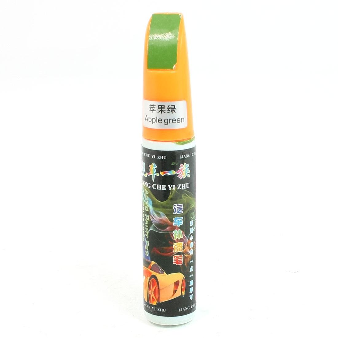 X autohaux авто подправить ремонт краска пера зеленого 12 мл