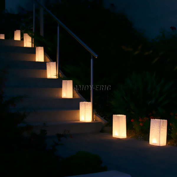 20 pcs heart tea light holder luminaria paper lantern candle bag 20 pcs heart tea light holder luminaria paper lantern candle bag for bbq christmas party home outdoor wedding decoration in lanterns from home garden on aloadofball Image collections