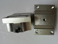 Linear Axis Cylindrical Guide Opening Slider TBR16 20 25 30UU Large Spot