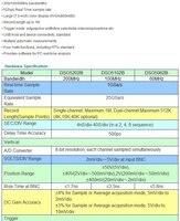 h009 компании hantek dso5102b цифровой осциллограф 100 мгц 1gsa лучше/с, чем ads1102cal