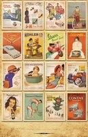 7 пакетов/серия студентов дий карты 32 шт./компл. винтаж стиль европейский набор карт памяти почтовые открытки набор открыток подарочные карты мода подарок