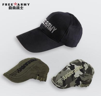 Военные случайные Армия колпачок мыть водой военная шляпа Для мужчин в стиле хип-хоп большой камуфляж любителей шляпа персонализированные бесплатная доставка