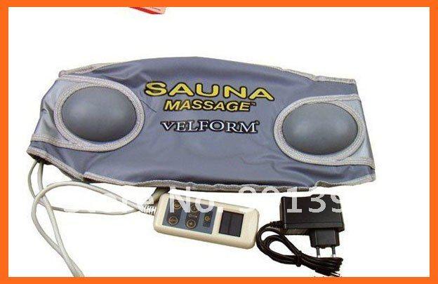 Электрический Вибрационный массажер для тела и фитнеса, массажер для спины, пояс для похудения, массажный поясной ремень для сауны, велформ, забота о здоровье