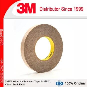 3 м клейкая лента 9485 шт прозрачный, 5 мил, 2 в x 60 yd 5 мил (упаковка из 1)
