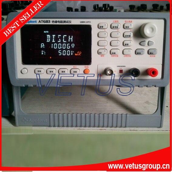 Testeur de résistance d'isolation numérique AT683 à vendre
