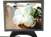Hot !! 10 inch iron case industrial monitor 800x600 HDMI Metal case monitor(China (Mainland))