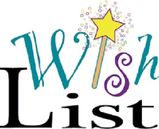 В канун праздника решила немного разгрузить свой wish list