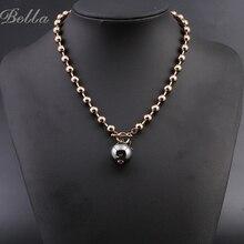Nueva Manera caliente de La Vendimia Collares y Colgantes Collar Grande Collar de oro Collar de Joyas de Cristal Collar de la Declaración (X0237)