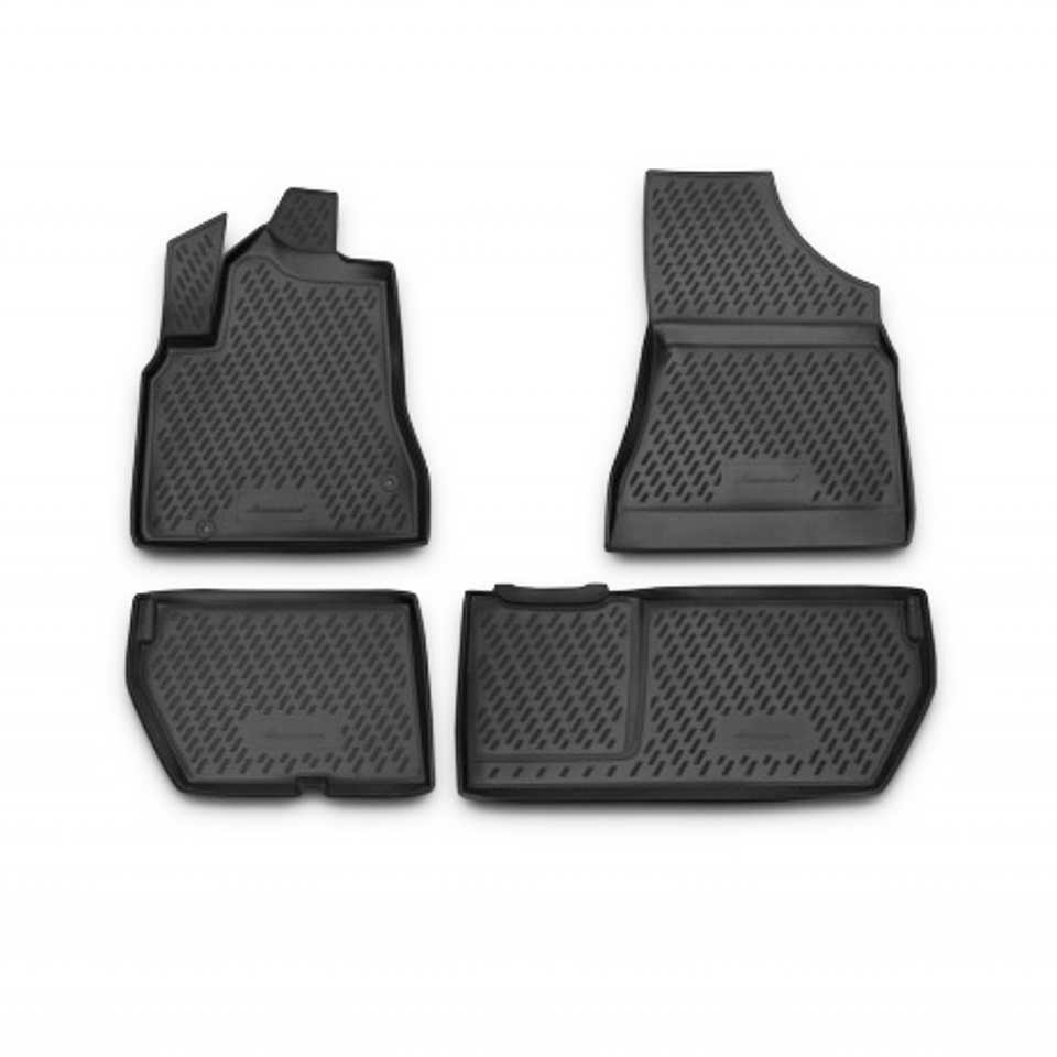 Floor mats for Citroen Berlingo B9 2008 2009 2010 2011 2012 2013 2014 2015 Element CARCRN00001 From Russia коврики в салон citroen berlingo b9 2008