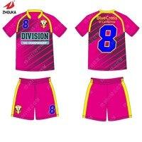 Fashional Design Men S Football Sportswear Full Sublimation Printing Any Logo