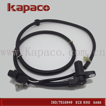 Front Left ABS Wheel Speed Sensor For  Mitsubishi Lancer 2003-2006 OE#MR569147 Free Shipping