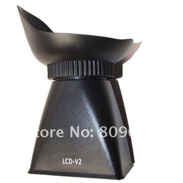 Светодиодный удлинитель видоискателя V2 для Canon 550D/Nikon D90