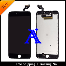 Free Shipping 100% tested 3D touch original IC+backlight 4.7′ for iPhone 6s LCD screen Display digitizer Assembly