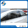 High Quality 4 Piece window visor trim vent shade rain sun wind deflector Fit for Elantra 2007 - 2015
