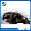 Melhor Qualidade 4 Pcs Janela Do Carro Da Viseira Deflector de Vento Defletor Sol Guarda Chuva Para Peugeot 307