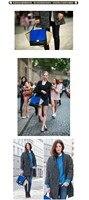бесплатная доставка звезда любимый мода бренд сплетница ретро пакет смешанные цвета сумки