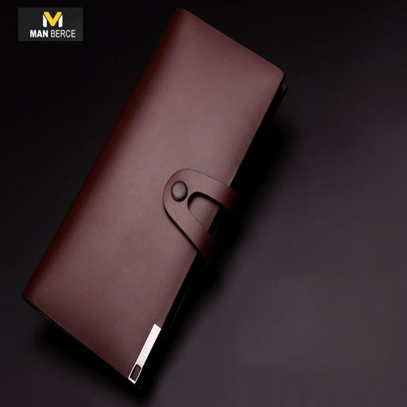 ФОТО Hot Men Wallets Hasp Mens Wallet Leather Genuine Famous Brand Luxury Clutch Bags Men's Wallet Business Casual Credit Card Holder